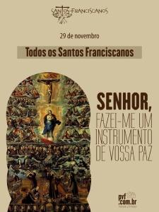Santos Franciscanos